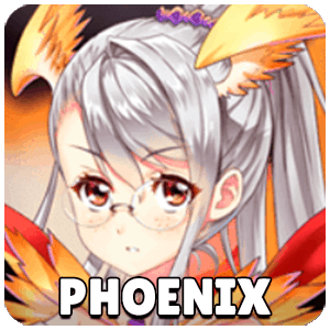 Phoenix Character Icon Girls X Battle 2