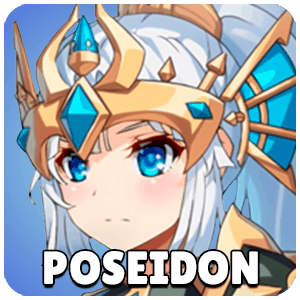 Poseidon Hero Icon Grand Chase