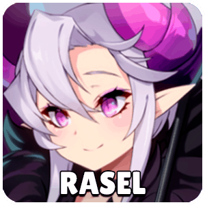 Rasel Hero Icon Grand Chase