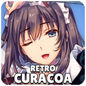 Retro Curacoa Ship Icon Azur Lane