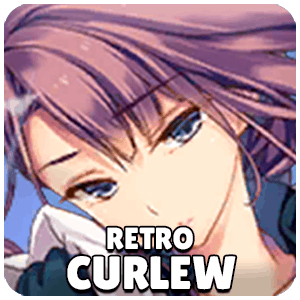 Retro Curlew Ship Icon Azur Lane