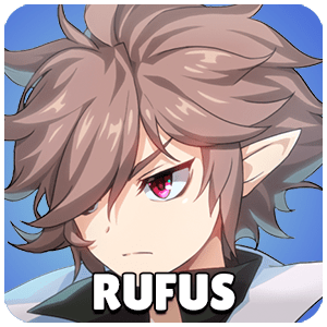 Rufus Hero Icon Grand Chase