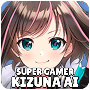 Super Gamer Kizuna AI Ship Icon Azur Lane