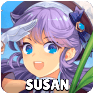 Susan Character Icon Girls X Battle 2