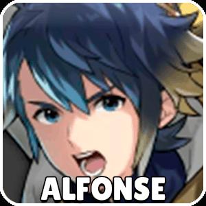 Alfonse Character Icon Dragalia Lost