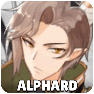 Alphard Character Icon Astral Chronicles