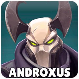 Androxus Champion Icon Paladins