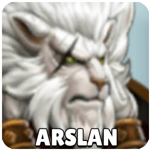 Arslan Hero Icon Elune