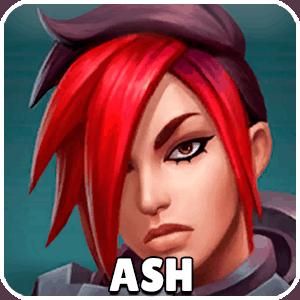 Ash Champion Icon Paladins