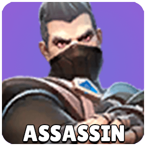 Assassin Class Icon Realm Royale