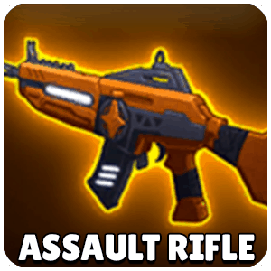 Assault Rifle Weapon Icon Realm Royale