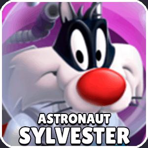 Astronaut Sylvester Character Icon Looney Tunes World Of Mayhem