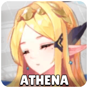 Athena Character Icon Astral Chronicles