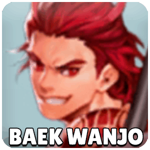 Baek Wanjo Hero Icon Elune