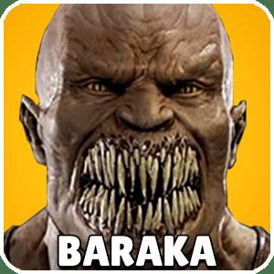 Baraka Character Icon Mortal Kombat 11