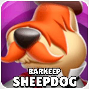 Barkeep Sheepdog Character Icon Looney Tunes World Of Mayhem