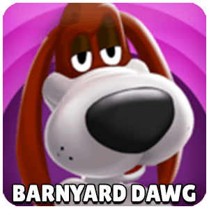 Barnyard Dawg Character Icon Looney Tunes World Of Mayhem