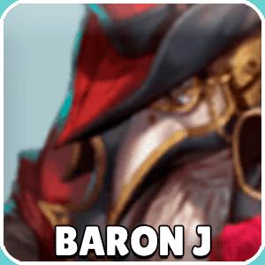 Baron J Hero Icon Elune