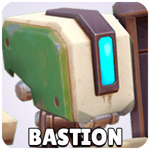 Bastion Hero Icon Overwatch