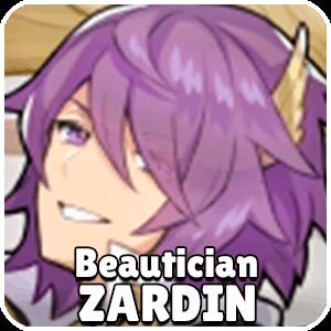 Beautician Zardin Character Icon Dragalia Lost