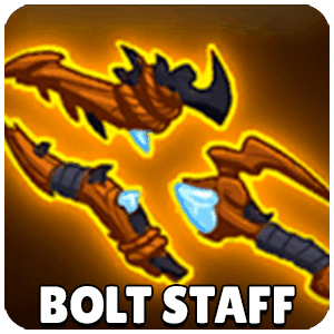 Bolt Staff Weapon Icon Realm Royale