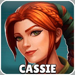 Cassie Champion Icon Paladins