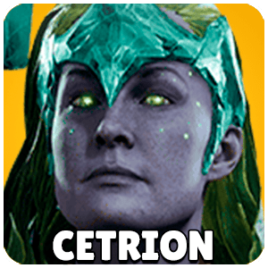 Cetrion Character Icon Mortal Kombat 11