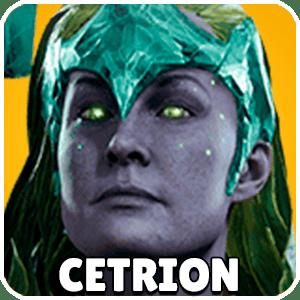 Cetrion Character Icon Mortal Kombat 11