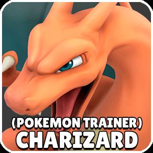 Charizard Character Icon Super Smash Bros Ultimate