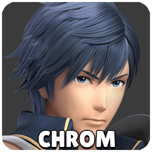 Chrom Character Icon Super Smash Bros Ultimate