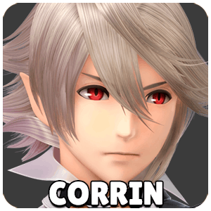 Corrin Character Icon Super Smash Bros Ultimate