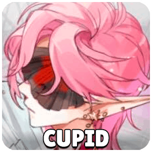 Cupid Character Icon Astral Chronicles