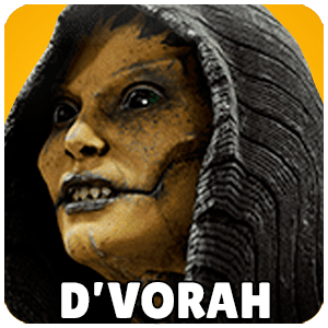 D Vorah Character Icon Mortal Kombat 11