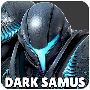 Dark Samus Character Icon Super Smash Bros Ultimate