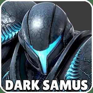 Dark Samus Character Icon Super Smash Bros Ultimate