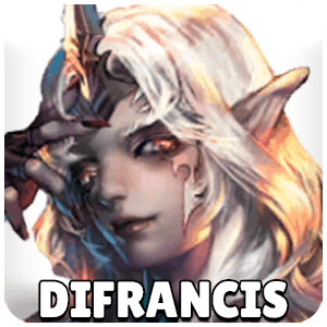 Difrancis Hero Icon LYN The Lightbringer
