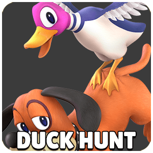 Duck Hunt Character Icon Super Smash Bros Ultimate