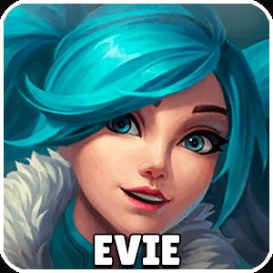 Evie Champion Icon Paladins