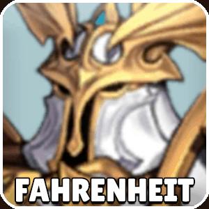 Fahrenheit Hero Icon Elune