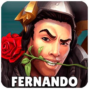 Fernando Champion Icon Paladins