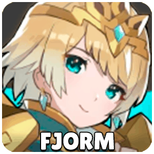 Fjorm Character Icon Dragalia Lost