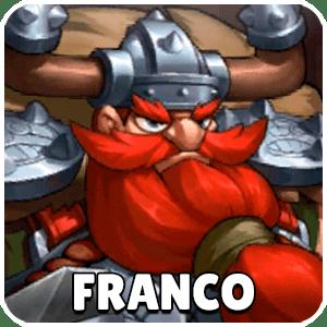 Franco Hero Icon Mobile Legends Adventure