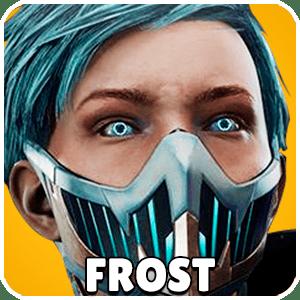Frost Character Icon Mortal Kombat 11