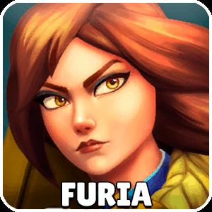 Furia Champion Icon Paladins