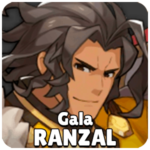 Gala Ranzal Character Icon Dragalia Lost