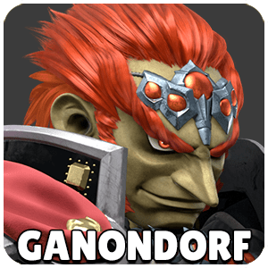 Ganondorf Character Icon Super Smash Bros Ultimate