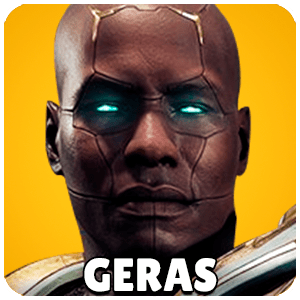 Geras Character Icon Mortal Kombat 11
