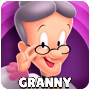 Granny Character Icon Looney Tunes World Of Mayhem