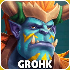 Grohk Champion Icon Paladins