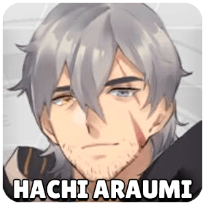 Hachi Araumi Character Icon Astral Chronicles